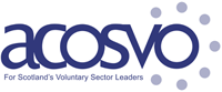acosvo logo with strapline master vol